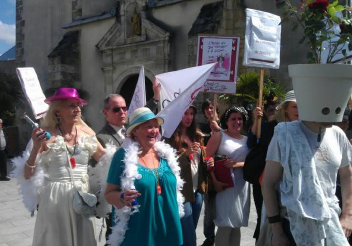 OLF 33 : Action pour défendre le droit à l'IVG