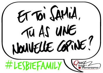 Bulle Lesbiefamily Samia