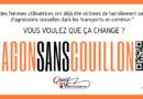 Lutte contre le harcèlement sexiste dans les transports :  pour des #WagonSansCouillon !