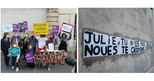 Le procès de Julie, un moment crucial pour toutes les victimes de viols pédocriminels
