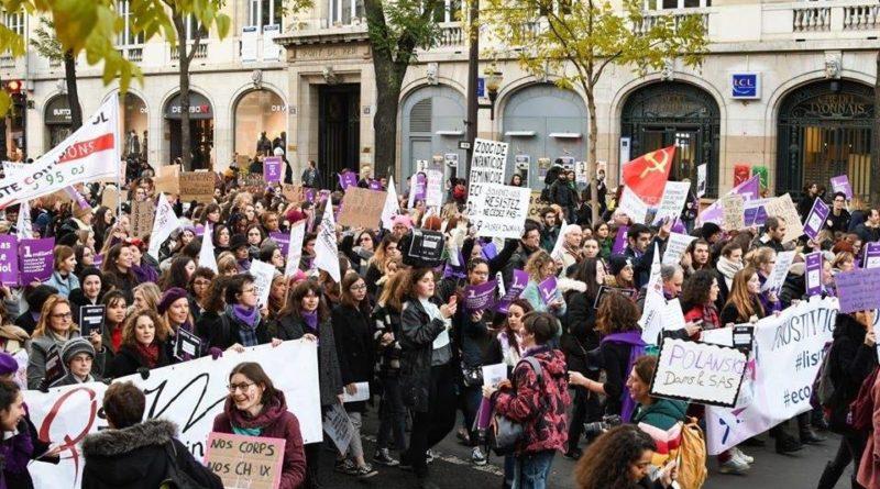 Le 1er mai, les femmes dans la rue !