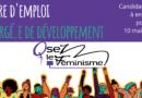 OLF recrute un.e chargé.e de développement