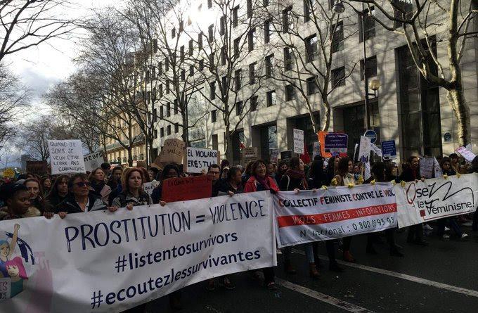 Loi prostitution : 5 ans après, il faut un coup d'accélérateur !