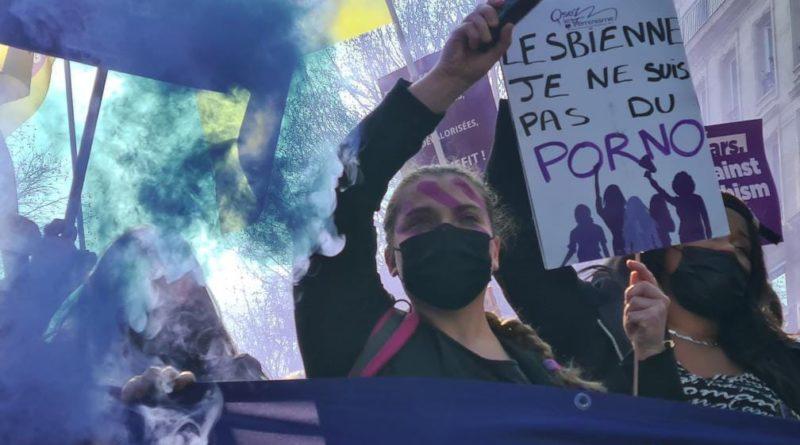 Ursula Le Menn : « Des hommes violent, violentent et tuent, et pourtant ce sont les féministes que l'on pointe du doigt »