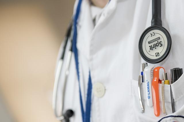 Médecin santé