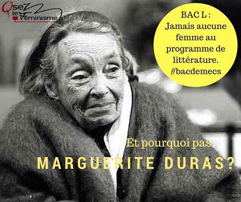 Bac de mecs Marguerite Duras