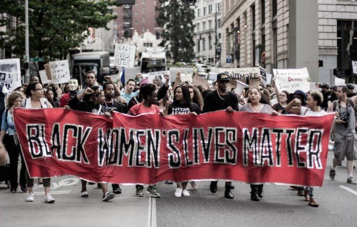 La vie des filles et des femmes noires compte