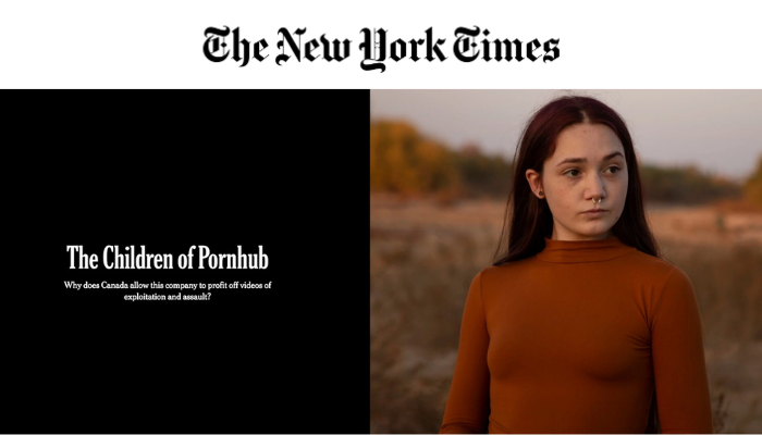 New York Times PornHub