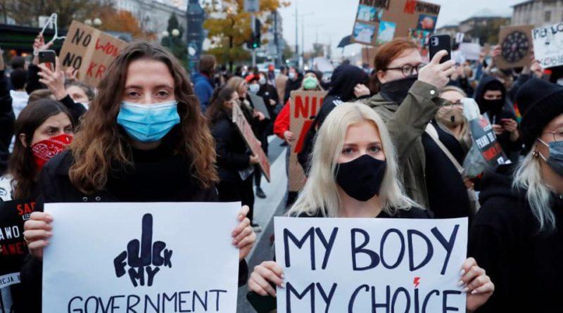 OLF 69 - Manifestation pour l'IVG