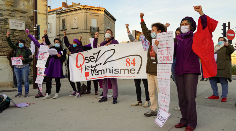OLF 84 - Rassemblement du 25 novembre