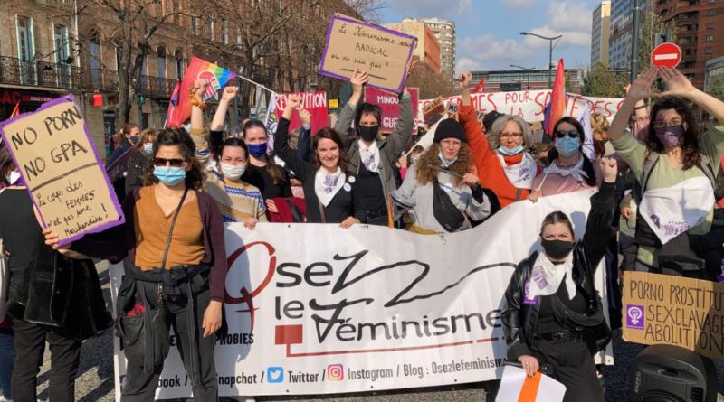OLF 31 - Marche Journée internationale droits des femmes