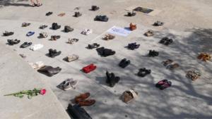 OLF 34 - Action Stop Féminicides