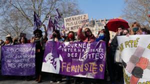 OLF 35 - Manifestation du 8 mars