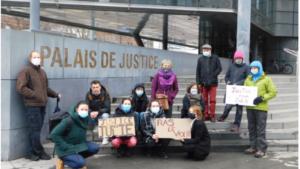 OLF 38 - Rassemblement Justice pour Julie