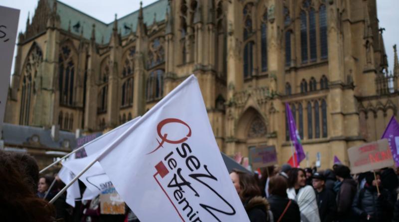 OLF 54 - Manifestation du 25 novembre