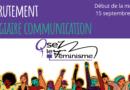 Offre de stage en communication