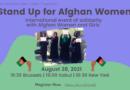 DROITS DES FEMMES EN AFGHANISTAN, CHRONIQUE D'UNE MORT ANNONCÉE