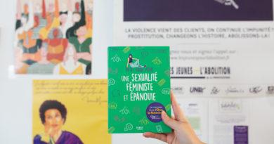 Commandez votre petit guide pour une sexualité féministe et épanouie !